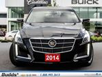 2014 Cadillac CTS 2.0L Turbo AWD One owner, Navigation in Oakville, Ontario