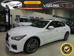 2015 Infiniti Q50 SPORT AWD DELUXE TOURING & TECHNOLOGY PKG in Vaughan, Ontario