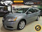 2014 Nissan Sentra 1.8 SL**NAVIGATION**TECH PKG** in Vaughan, Ontario