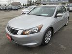 2010 Honda Accord LOADED 'SPORTY' 5 PASSENGER LEATHER.. HEATED SE in Bradford, Ontario