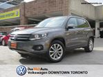 2013 Volkswagen Tiguan  Panoramic Sunroof  Leatherette  FWD  in Toronto, Ontario