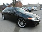2006 Acura TSX 6 SPEED MT  LEATHER.ROOF  NEW WINTER TIRES in Kitchener, Ontario
