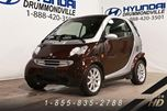 2006 Smart Fortwo PASSION + DIESEL + TOIT OUVRAN in Drummondville, Quebec