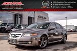 2007 Acura TL w/Navigation Pkg Leather Sunroof Backup Cam Xenons Sat Radio HTD Frnt Seats LOW KMS!! in Thornhill, Ontario