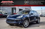 2013 Porsche Cayenne AWD Nav Leather Sunroof Xenons Backup Cam HTD Frnt Seats GORGEOUS! LOW KMS! in Thornhill, Ontario