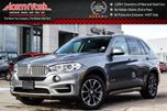 2015 BMW X5 xDrive35i Leather Pano_Sunroof Nav Backup Cam Keyless_Go Htd Seats Bluetooth H/K Audio 19 Alloys in Thornhill, Ontario