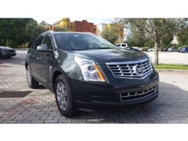 2015 cadillac srx v6 all wheel drive mississauga ontario car for sale 2402501. Black Bedroom Furniture Sets. Home Design Ideas