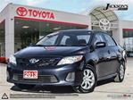 2013 Toyota Corolla ENHANCED CONVI. PACKAGE, TOYOTA CERTIFIED in Barrie, Ontario
