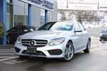 2015 Mercedes-Benz C-Class C300 4MATIC in Kamloops, British Columbia