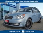 2011 Hyundai Accent GLS, SUNROOF, ALLOYS, in Mississauga, Ontario