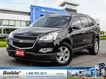 2012 Chevrolet Traverse 2LT AWD 1SC Leather, Bluetooth,Back UP Camera in Oakville, Ontario