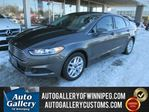 2015 Ford Fusion SE *Super low kms* in Winnipeg, Manitoba