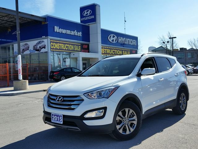 Certified 2015 Hyundai Santa Fe Limited For Sale In