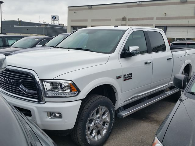 2016 dodge ram 2500 longhorn limited 4x4 vaughan ontario new car for sale 2403304. Black Bedroom Furniture Sets. Home Design Ideas