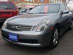 2005 Infiniti G35 Luxury in Whitby, Ontario