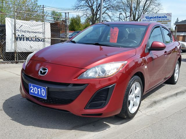 2010 mazda mazda3 gx burgundy spotless auto glass. Black Bedroom Furniture Sets. Home Design Ideas