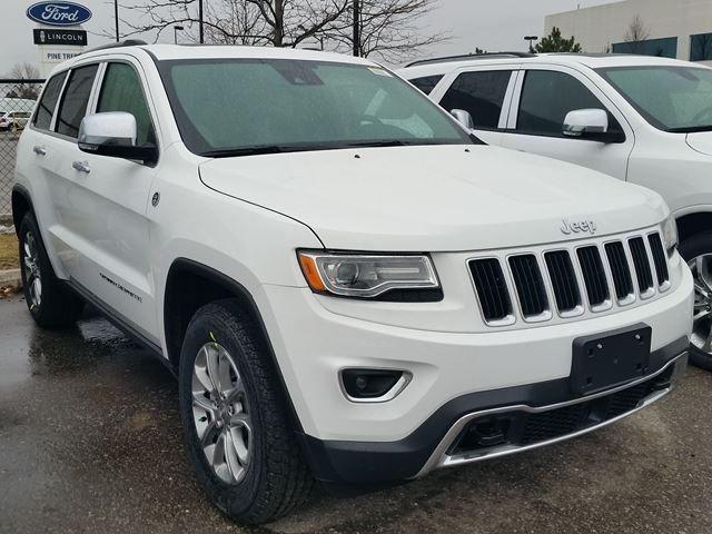 2016 jeep grand cherokee limited 4x4 vaughan ontario car for sale 2403397. Black Bedroom Furniture Sets. Home Design Ideas