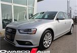 2013 Audi A4 2.0T in Whitby, Ontario