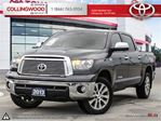 2013 Toyota Tundra * PLATINUM CREWMAX 4X4 NAVIGATION & LEATHER * in Collingwood, Ontario