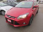 2012 Ford Focus LOADED TITANIUM MODEL 5 PASSENGER NAVIGATION..  in Bradford, Ontario