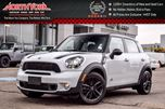 2014 MINI Cooper Countryman S ALL4 Manual HTD Frnt Seats PanoSunroof Xenons 17 Alloys LOW KMS! in Thornhill, Ontario