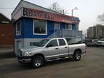 2008 Dodge RAM 1500 Quad Cab 4x4 **Hemi/Power Group/Cruise** in Barrie, Ontario