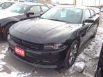 2015 Dodge Charger Black-SXT AWD,Sunroof,Heated seats, Remote Start in Oakville, Ontario