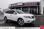 2014 Nissan Pathfinder SL V6 4x4 at Loaded! One Owner, low kms, Clean car in Bolton, Ontario