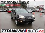 2005 Nissan X-Trail 4X4+Sunroof+Heated Seats+New Tires+Cruise Control+ in London, Ontario