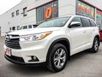 2014 Toyota Highlander LE Plus LE AWD BACK-UP CAMERA+HEATED SEATS+MORE! in Cobourg, Ontario