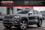 2016 Jeep Grand Cherokee Overland 4x4 New Diesel Leather Nav H/K Audio Backup Cam Htd Seats Keyles_Go with R.Start Bluetooth in Thornhill, Ontario