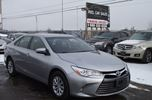 2015 Toyota Camry LE**NO ACCIDENT** ONE OWNER** ONTARIO VEHICLE** in Mississauga, Ontario