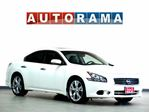 2012 Nissan Maxima SUNROOF LEATHER NAVIGATION in North York, Ontario