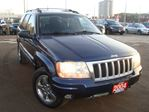 2004 Jeep Grand Cherokee Limited Leather Sunroof in Cambridge, Ontario