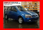 2005 Chevrolet Aveo  5 portes *8 pneus, Automatique in Saint-Jerome, Quebec