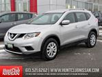 2015 Nissan Rogue S AWD in Ottawa, Ontario