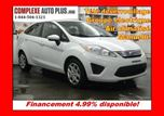 2012 Ford Fiesta SE Sedan *A/C, Groupe élec. in Saint-Jerome, Quebec
