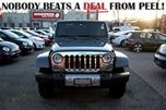 2014 Jeep Wrangler Unlimited Sahara CERTIFIED & E-TESTED! LEATHER+NAV+AUTO+++ in Mississauga, Ontario