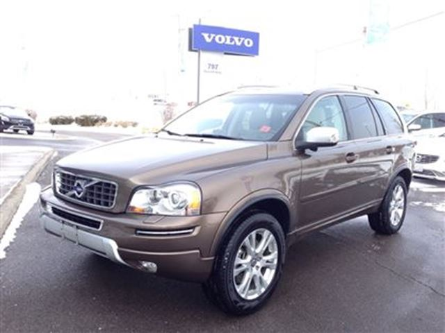 2014 volvo xc90 3 2 awd a volvo certified pre owned series f mississauga ontario used. Black Bedroom Furniture Sets. Home Design Ideas