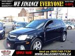 2008 Saturn VUE RED LINE 1 OWNER LEATHER in Hamilton, Ontario