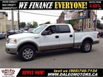 2006 Ford F-150 KING RANCH  4X4 LEATHER in Hamilton, Ontario