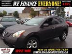 2010 Nissan Rogue SL NO CREDIT CHECK IN HOUSE LEASING in Hamilton, Ontario