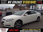 2008 Chevrolet Malibu 2LT LEATHER 2.4L 4 CYL in Hamilton, Ontario