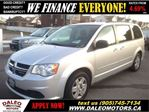 2012 Dodge Grand Caravan SXT STOWnGO NO CREDIT CHECK LEASING in Hamilton, Ontario