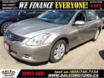 2011 Nissan Altima SL 2.5L 118KM 1 OWNER LEATHER SUNROOF in Hamilton, Ontario