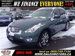 2008 Infiniti EX35 Luxury AWD LEATHER SUNROOF in Hamilton, Ontario