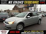 2010 Ford Focus SE 99KM NO CREDIT CHECK LEASING in Hamilton, Ontario