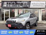 2014 Jeep Cherokee Trailhawk in Bowmanville, Ontario