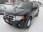 2012 Ford Escape FUEL EFFICIENT XLT MODEL 5 PASSENGER SYNC TECHN in Bradford, Ontario