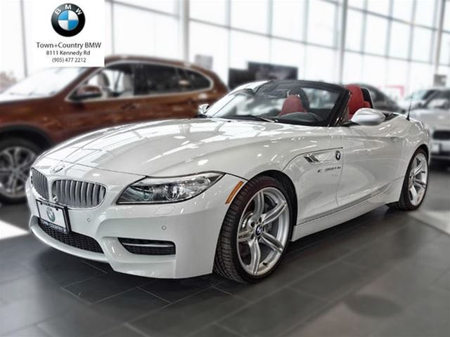 2015 Bmw Z4 35is White Town And Country Bmw Wheels Ca